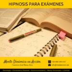 Hipnosis para Exámenes Agosto 2016