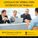 LNV para Entrevista de Trabajo Agosto 2016