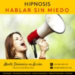Hipnosis para hablar sin miedo